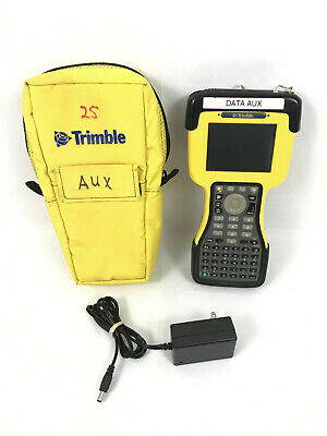 Trimble Tds Tsc2 Data Collector Gps Survey Controller 12.46 Wifi Bluetooth 4