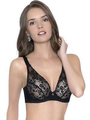Ilusion Barely There Lace Bra 7371 Barely There Lace Bra