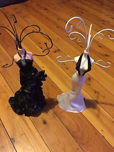 Jewellery stands x 2 Cardiff South Lake Macquarie Area Preview