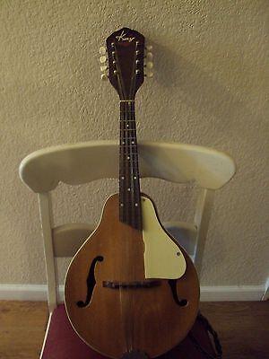 Vintage 1950's Kay Mandolin  Blonde Maple A Style  (no Case)