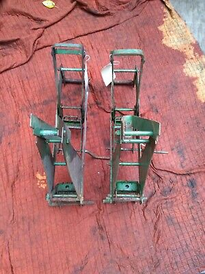 2 Ladder King Pump Jack Systems 500-lb.1801 Free Shipping