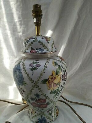 Vintage Ceramic decorative table lamp