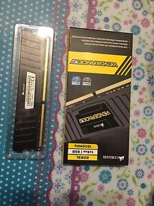 Corsair vengeance lp 1x8gb 1600 ddr3 ram