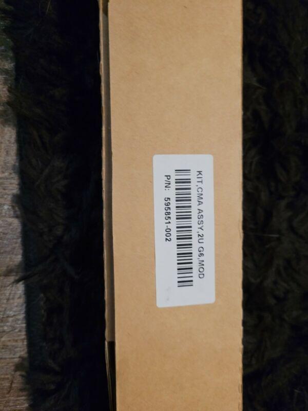 HP 577462-001 HP DL380 G6 DL380 G7 DL385 G5P CABLE MANAGEMENT ARM