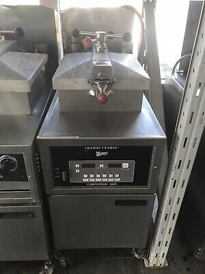 Henny Penny Electric Pressure Fryer Model 500c 208v 3ph Computron 2000
