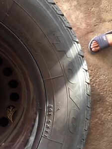 SUMMER TIRES FOR SALE  all 4
