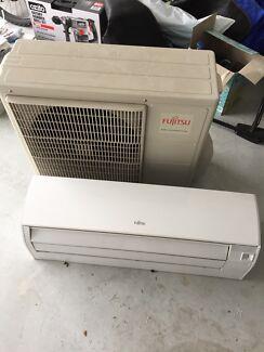 6kw Fujitsu Split System Air-conditioner Used