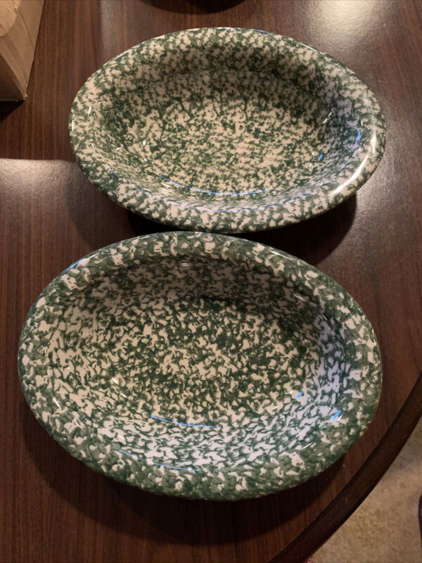 Vegetable Bowls From The Workshops Of Gerald E Henn