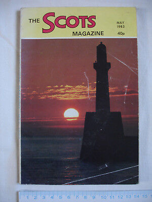 """Used periodical-The Scots Magazine-1983-James Chalmers-""""Great Michael"""".Aberdeen"""