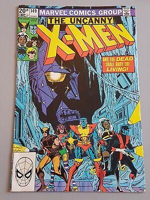 X-MEN # 149 - MAGNETO - CHRIS CLAREMONT STORY - DAVE COCKRUM ART- CENTS COPY