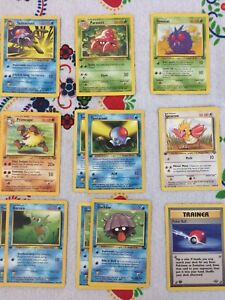 Pokemon first edition cards rare!