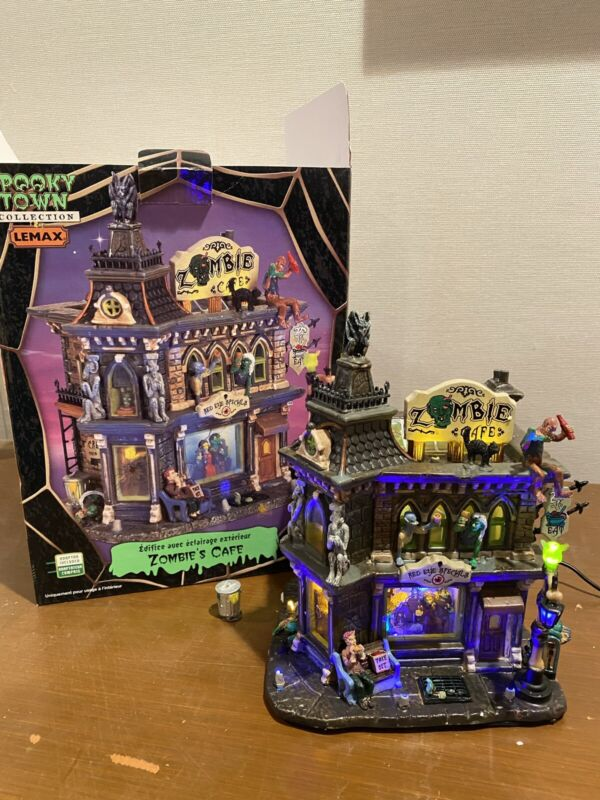 Lemax Spooky Town - Zombie