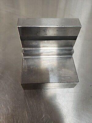 4 14 X 4 12 X 4 34 Precision Stepped Angle Plate