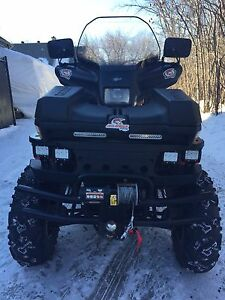 Polaris xplorer 400cc 4x4