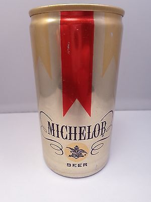 Michelob Aluminum Pull Tab Beer Can   Jacksonville  Florida