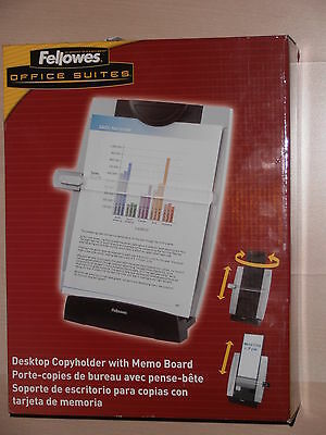 Fellowes Desktop Copyholder with Memo Board for sale  Shipping to Nigeria
