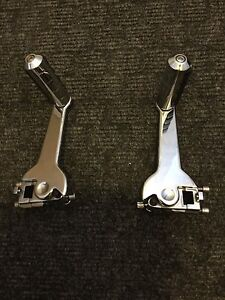 Pegs passager ajustable harley