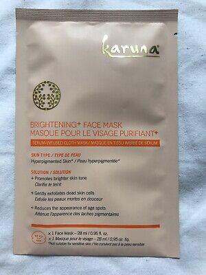 Karuna Brightening Face Mask For Hyperpigmented Skin