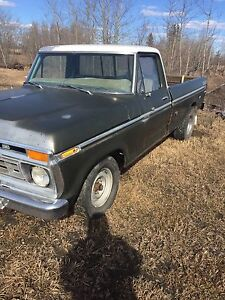 76 Ford project  1000 cash need it gone