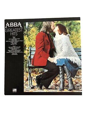 1976 ABBA Greatest Hits Gatefold LP Atlantic SD 18189 1st Pressing!