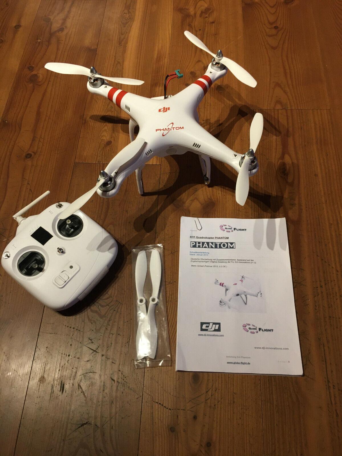 Dji Phantom Drohne Quadrocopter