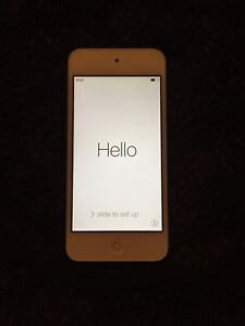 iPod touch 5th gen 16gigs