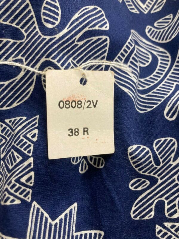 vtg TIKI Hawaiian TORI RICHARD sandwich isles jacket Rockabilly 38R