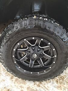 """17"""" wheels with 33s"""