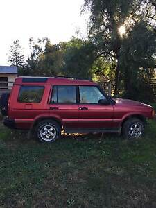 2000 Land Rover Discovery Wagon Scone Upper Hunter Preview