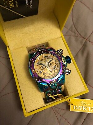 Invicta Watch, Joker, Limited Edition, with Box, Rare*