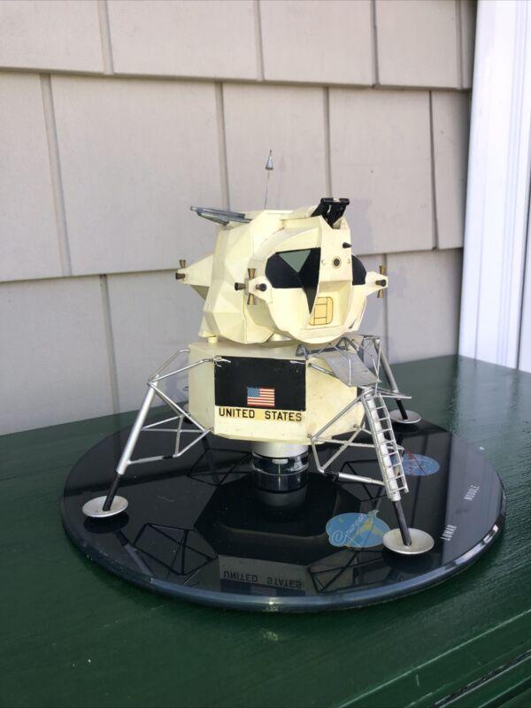 Grumman Apollo Lunar Module Contractors Model NASA Original (BEST OFFER). 🚀