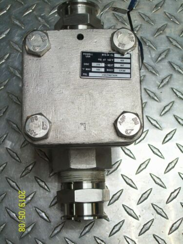 POWELL B16.34 CL 200