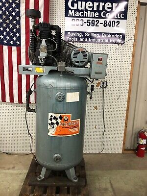 Pacemaker Model T35 5-hp Vertical Air Compressor