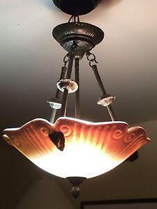 Lampe suspendue Tête Bélier