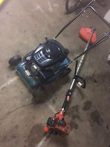4 stroke mower -no catcher + petrol whipper snipper $155 Bray Park Pine Rivers Area Preview