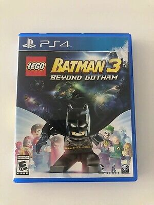 Lego Batman 3: Beyond Gotham For PlayStation 4 PS4 Very Good