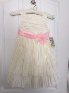 Fancy flower girl or party dress