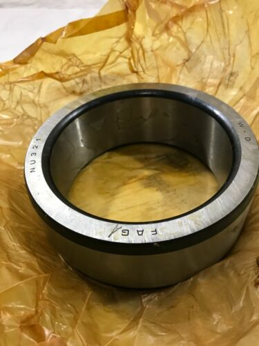 FAG NU321 Cylindrical Roller Bearing New (i50)