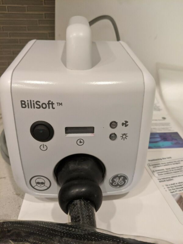 GE BiliSoft Phototherapy System Model M1150187- only 640 hours