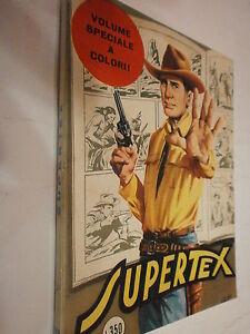 TEX-n-100-SUPERTEX-da-L-350-visitate-il-negozio-ebay-COMPRO-FUMETTI-SHOP