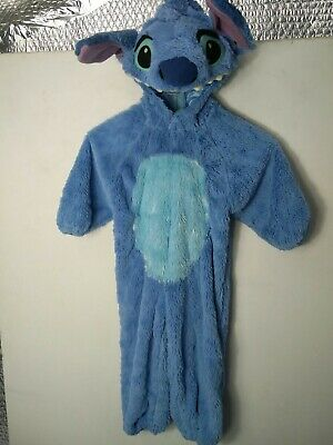 Disneyland Paris Lilo & stitch fancy dress costume 3-4 yrs soft plush disney