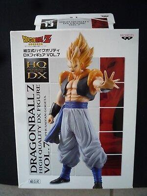 Dragon Ball Z DXHQ Figure by Banpresto - High Quality DX figure volume 7