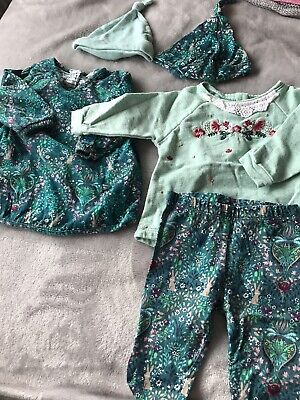 Next Baby Girl Clothes Bundle Size 3-6 Months, 13 Items