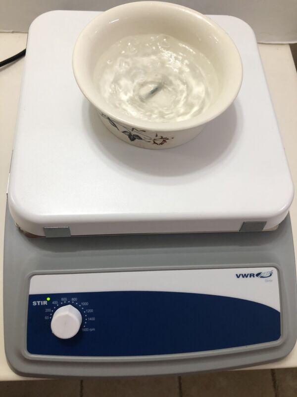 """VWR 10""""X10"""" CER 97042-666 Magnetic Stirrer Digital 120V"""