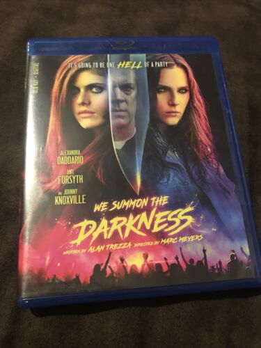 We Summon The Darkness Blu-ray Disc, 2020  - $5.00