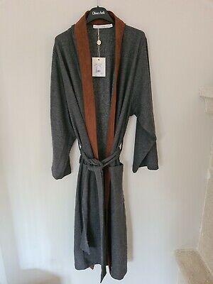 Kimono Largo Hombre pilus Lucas Talla L Pb Nuevo