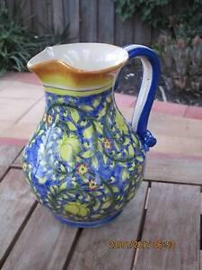 Jug - Mediterranean Style - Ceramic Keilor East Moonee Valley Preview