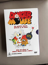 DVDs - Danger Mouse box set Warners Bay Lake Macquarie Area Preview