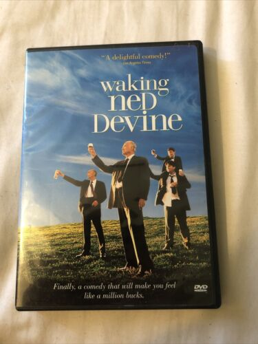 Waking Ned Devine DVD, 1999  - $14.99