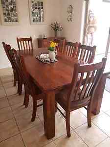 8 Seater Dining Table Drysdale Outer Geelong Preview